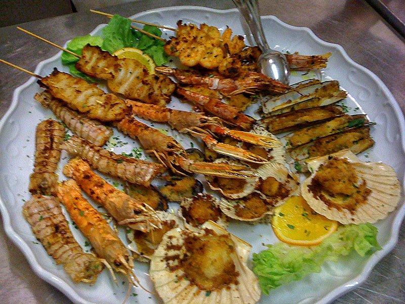 Piatti di pesce for Secondi piatti di pesce